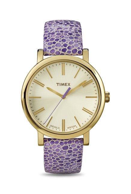 Timex T2P326 Analog Watch for Women