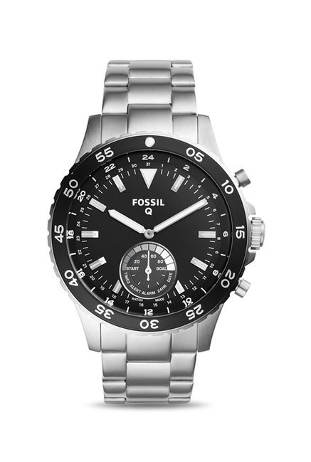 Fossil FTW1126 Q Crewmaster Analog Watch for Men