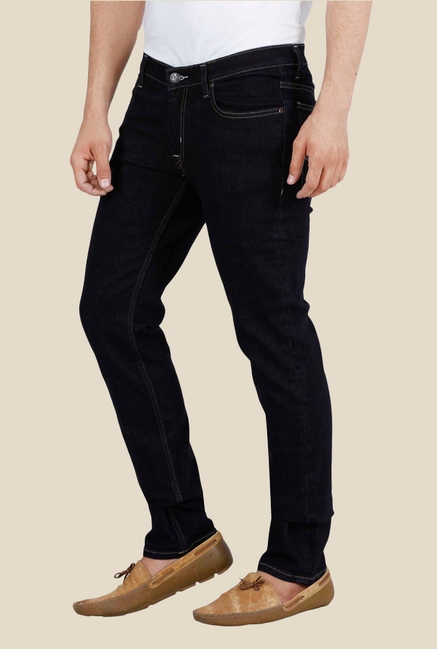 Lee Low Bruce Black Low Rise Jeans