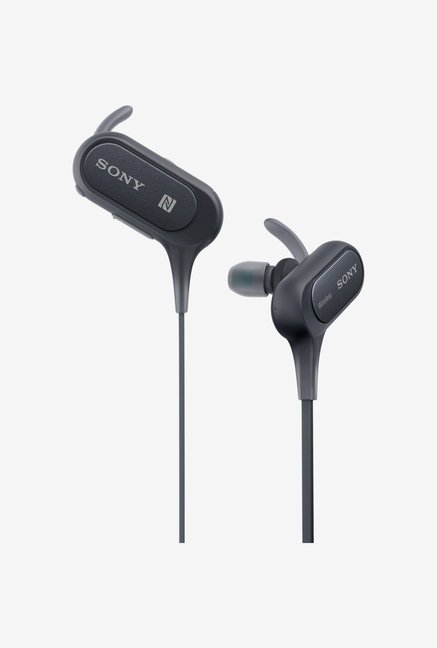 Sony MDR XB50BS Bluetooth In the Ear Headphone  Black
