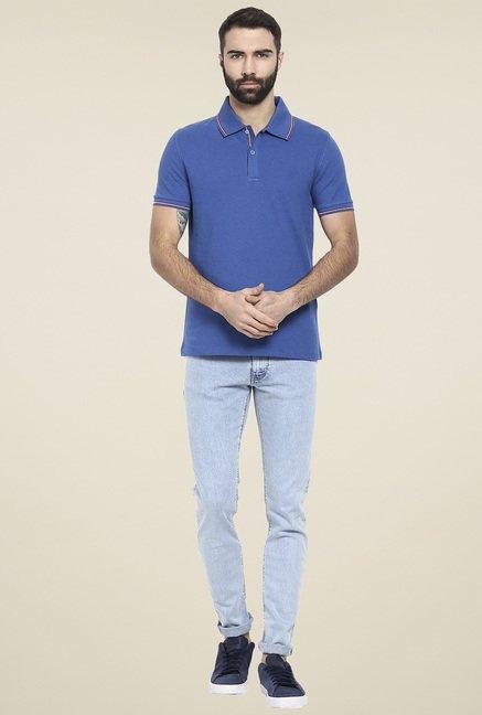 celio* Light Blue Mid Rise Jeans