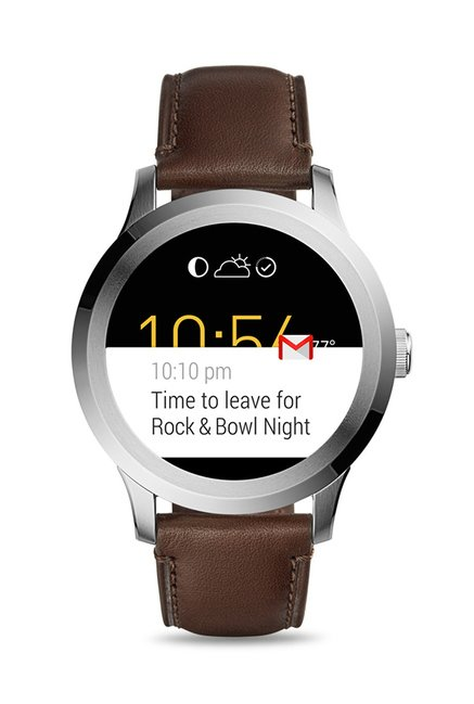 Fossil FTW2119 Smart Watch for Men