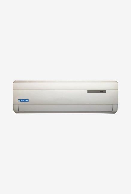 Blue Star 5HW12SBTU 1.0T 5 Star (BEE Rating 2017) Copper Split AC (White)