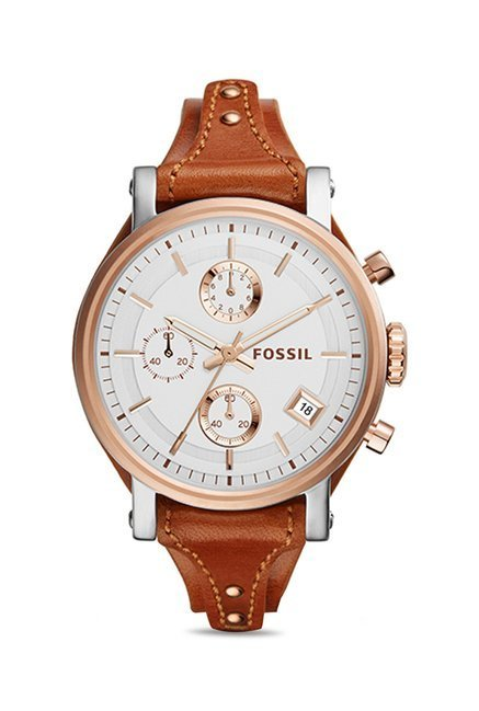 Fossil ES3837 OBF Analog Watch for Women