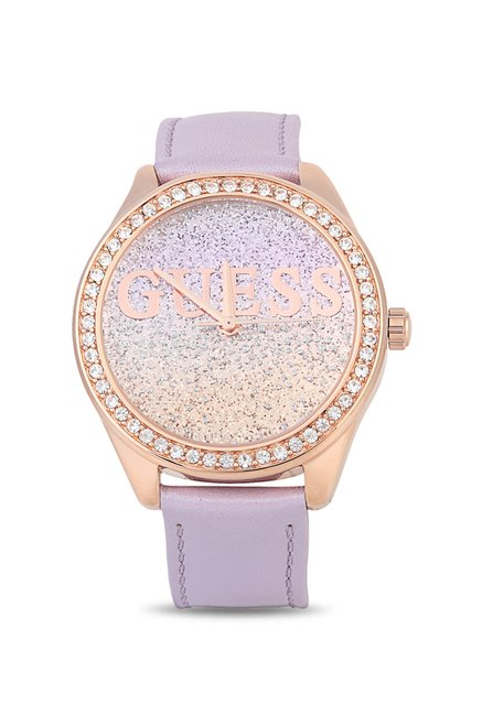 Guess W0823L11 Glitter Girl Analog Watch for Women