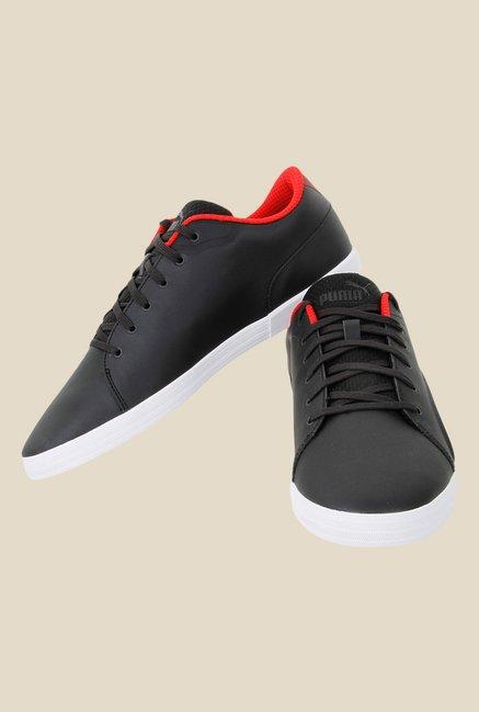 9f45acac9c6 Buy Puma Ferrari SF Wayfarer Speziale S Black Sneakers for Men at ...
