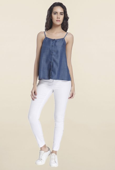 Vero Moda Blue Other Top