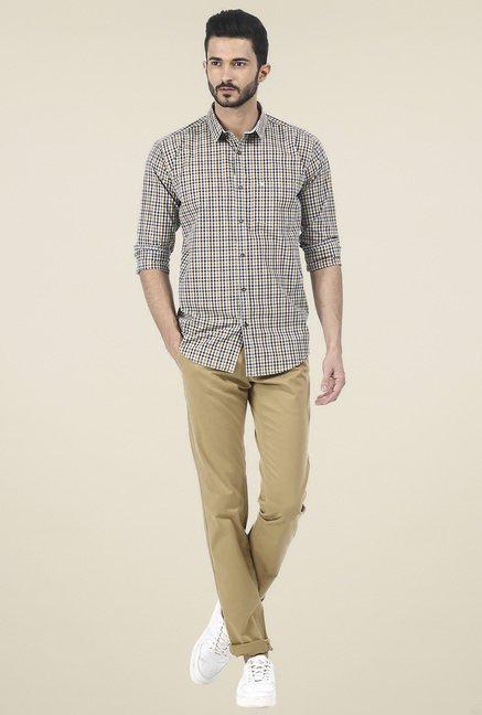 Basics Multicolor Full Sleeves Shirt