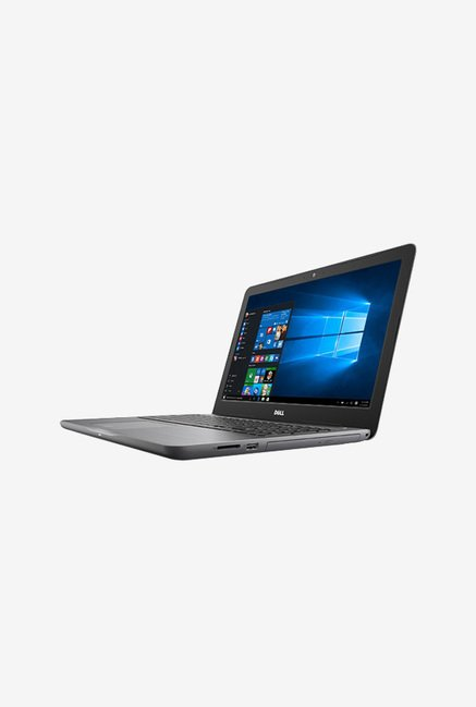 Dell Inspiron 15 5567 (i3 7th/4GB/1TB/15.6/Win 10/INT) Black