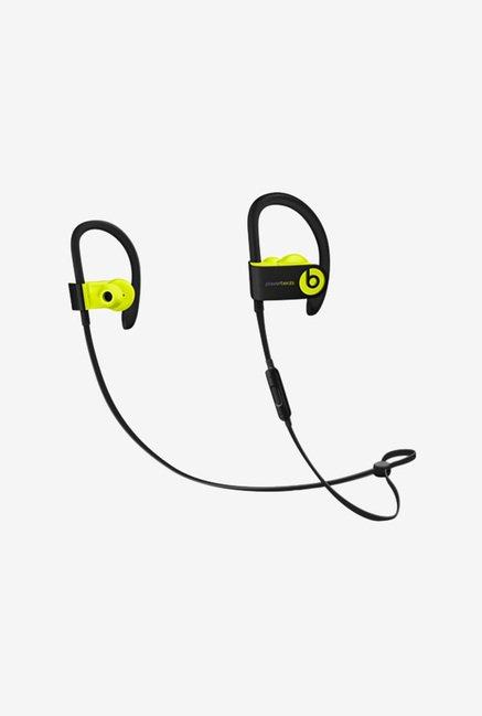 Beats Powerbeats 3 Wireless In Ear Earphone (Shock Yellow)