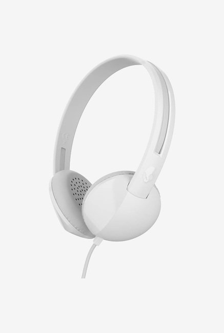 Skullcandy Anti S5LHZ J568 Over Ear Headphone  White