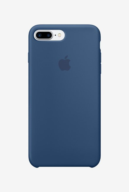 Apple MMQX2ZM/A Silicon Case for iPhone 7 Plus (Ocean Blue)