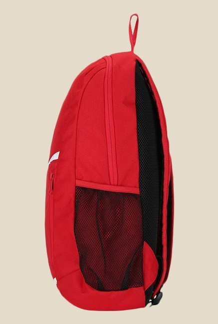 7ff5a3aa2f Buy Puma Ferrari Fanwear Red Textured Backpack For Men At Best Price ...