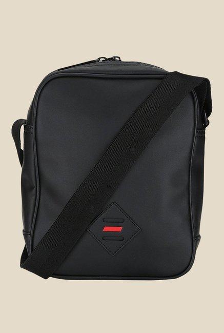 a4f841113f58 Buy Puma Ferrari LS Black Textured Sling Bag For Women At Best Price ...
