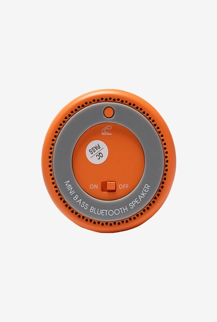 Whistle Minikin Portable Bluetooth Speaker (Orange)