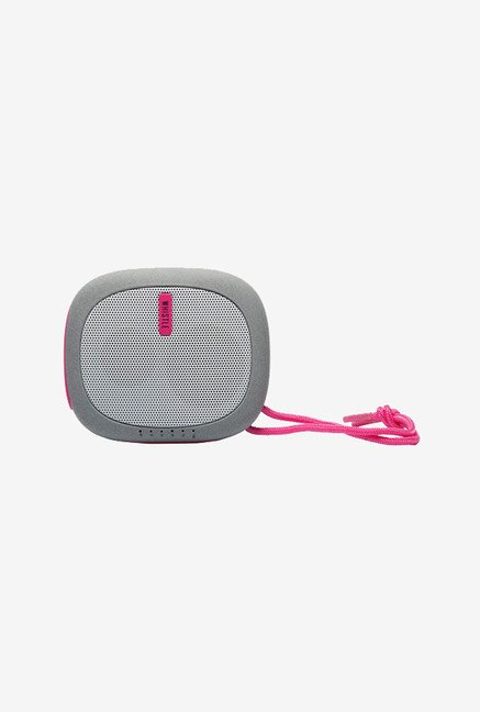 Whistle Palm Box Portable Bluetooth Speaker (Pink)