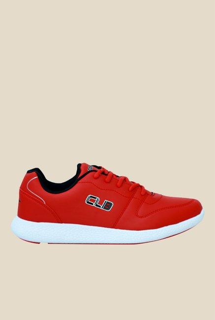 Columbus F2 Red \u0026 Black Running Shoes