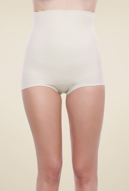 Zivame Beige Cotton Briefs