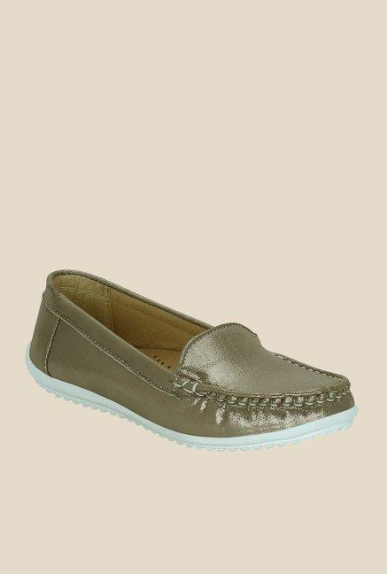 Kielz Copper Casual Loafers