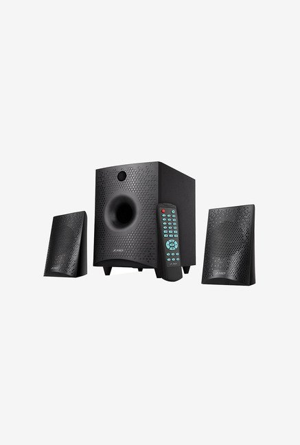 Fenda F210X 2.1 Channel Bluetooth Speaker  Black