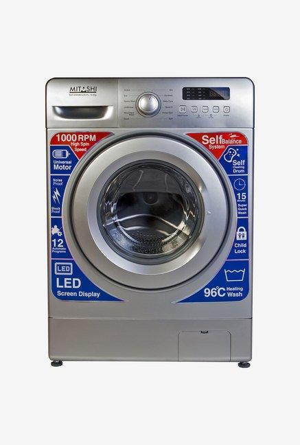 Mitashi MiFAWM60v20 6 Kg Front Load Washing Machine (Silver)