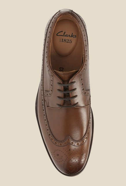 For Buy Limit Coling Best Men Clarks Brown Shoes Price At Brogue xUwrqUCY