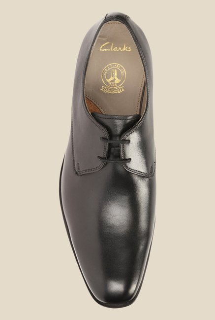 Derby Price For Best At Black Clarks Buy Men Amieson Shoes Walk Ywvq6HR