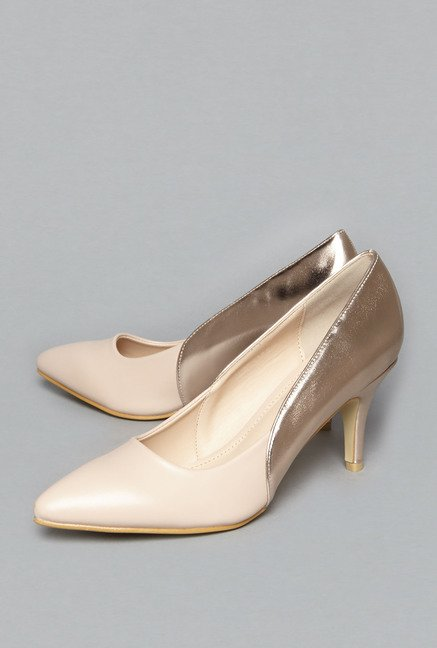 dfbaaf1d281a Head Over Heels By Westside Cream Courts For Women Online At
