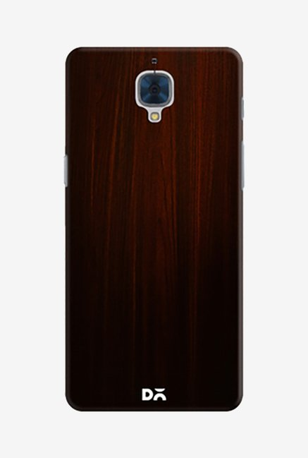 separation shoes c12a8 646ee Buy DailyObjects Wooden Case for Oneplus 3T Online At Best Price ...
