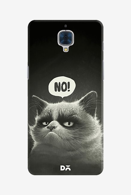DailyObjects Grumpy Puss Case for Oneplus 3T