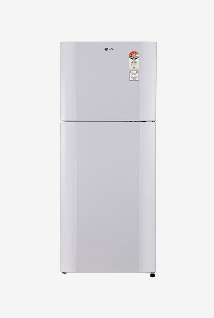 LG GL-I452TAWL 407L 4S Double Door Refrigerator (White)