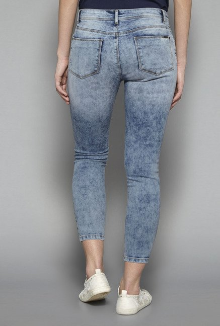 LOV by Westside Light Blue Sam Jeans