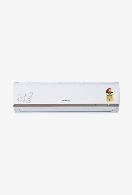 Hyundai HS4G53.GCO-CM 1.5 Ton 3 Star Split AC Copper (White)