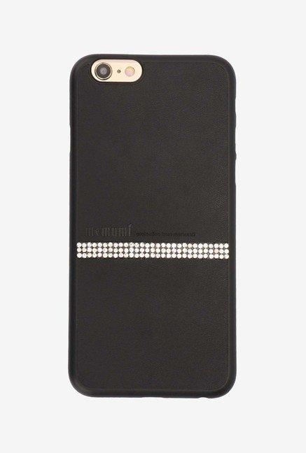 Memumi Fairy Series Back Cover for iPhone 6S (Black)