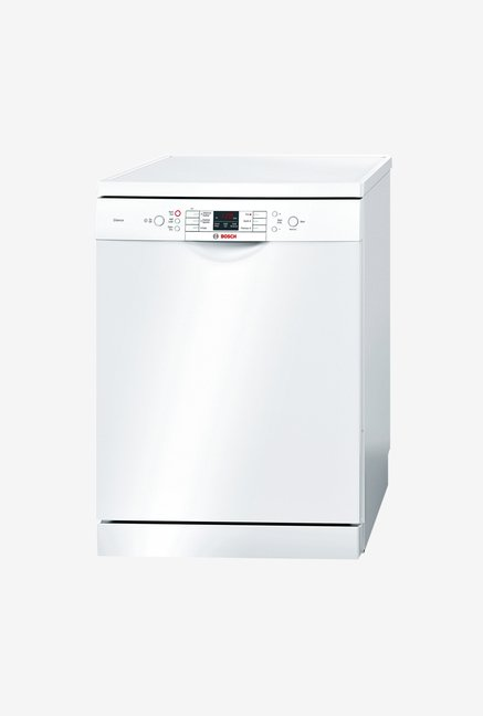 Bosch SMS60L12IN 12 Place Freestanding Dishwasher (White)