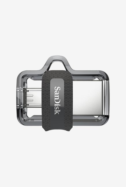 SanDisk 32 GB Ultra Dual M3.0 Pen Drive (Black)