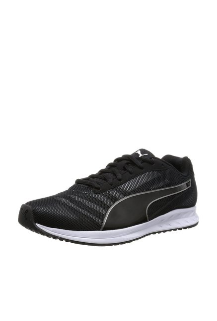 d2aa20d6122d Buy Puma Burst Black Running Shoes for Men at Best Price   Tata ...