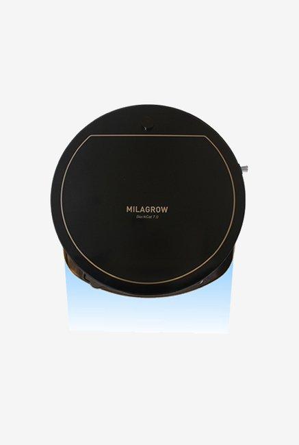 Milagrow BlackCat 7.0 Water Robot Vacuum Cleaner (Black)