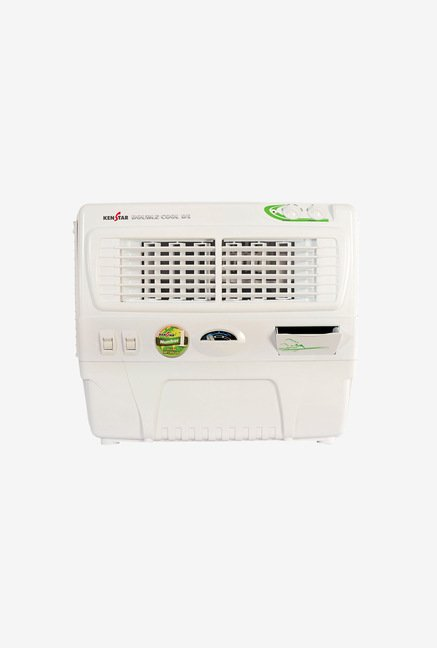 Kenstar Doublecool DX 50 Litres 200 Watts Air Cooler (White)