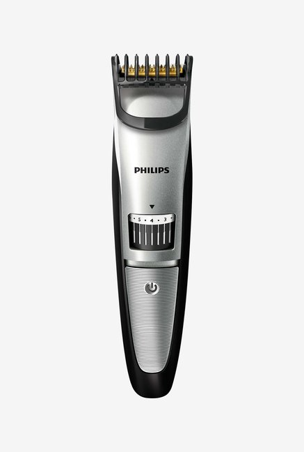 philips qt4018 15 pro skin advanced beard trimmer silver available at tatacliq for. Black Bedroom Furniture Sets. Home Design Ideas