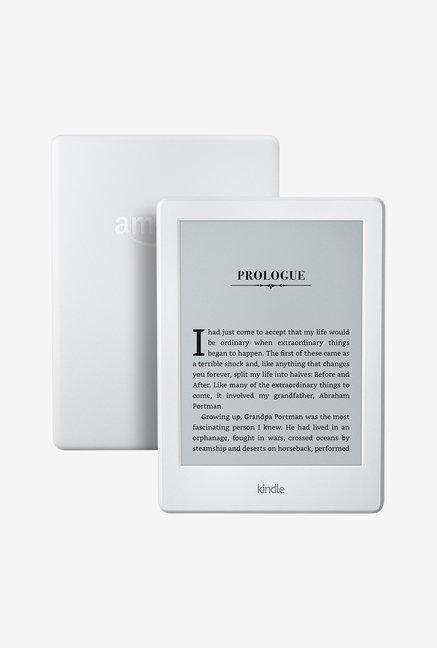 Amazon Kindle 6 Inch E-Reader Wi-Fi (White)