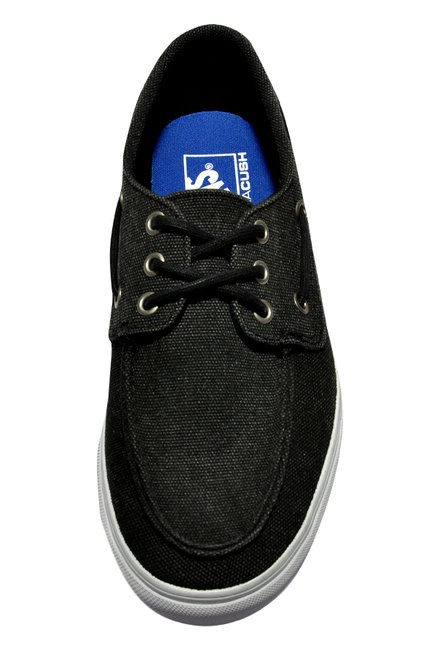 Buy Vans Chauffeur SF Black   White Boat Shoes for Men at Best Price ... d91a381eb