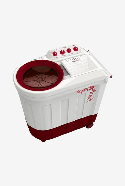 Whirlpool ACE 7.5 TURBO DRY 7.5Kg Washing Machine(Flora Red)