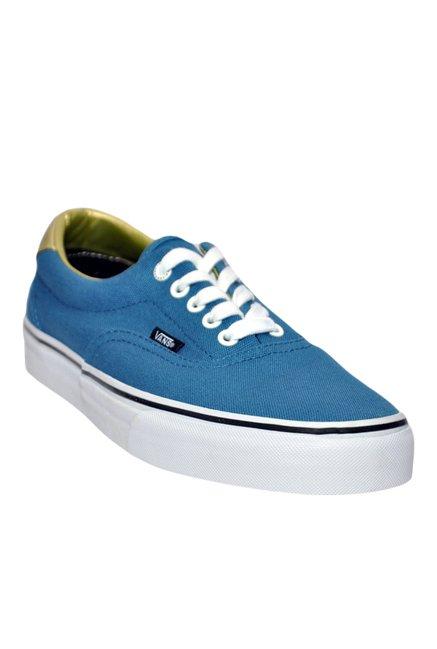 Buy Vans Era 59 Blue   Golden Sneakers for Men at Best Price ... 5b5f9d4ba