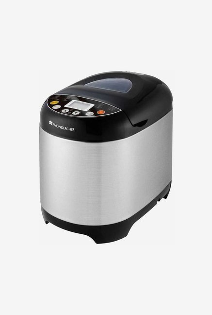 Wonderchef Regalia 550 W Bread Maker (Steel)