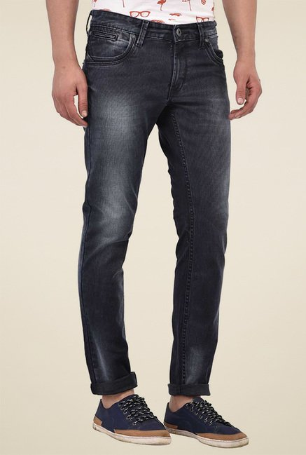 Blue Buddha Black Skinny Fit Jeans
