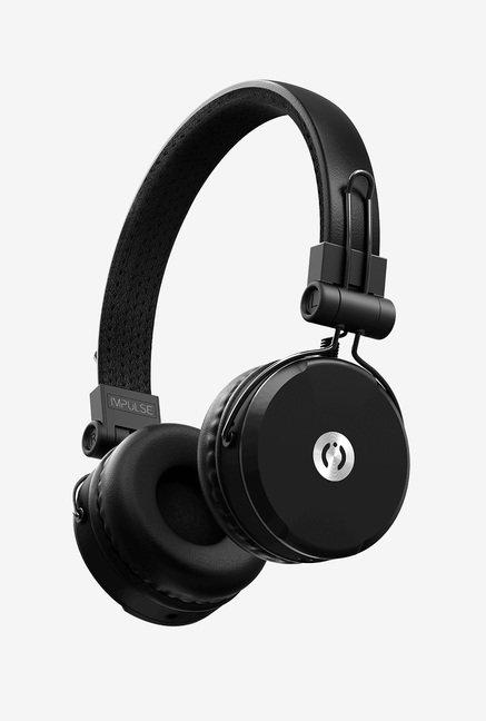 4319acdaad8 Buy Muveacoustics Impulse On Ear Headphone (Black) Online at best ...
