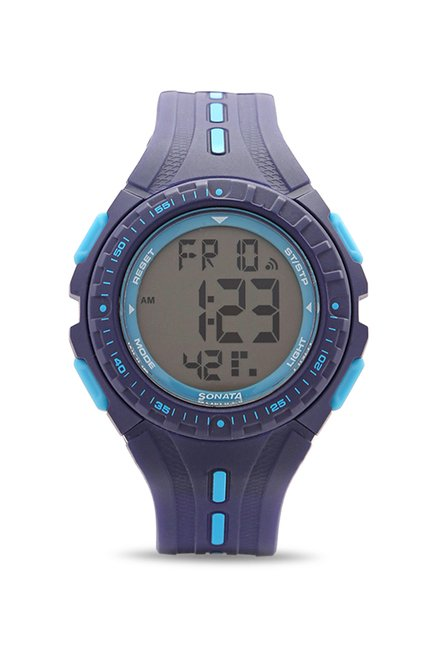 Sonata ND8977PP02J Digital Watch for Women