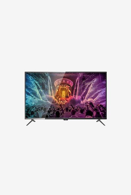 Onida 138.7 cm (55 Inches) Smart Ultra HD LED TV 55UIB (Black)
