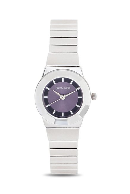 Sonata 8981SM02 Analog Watch for Women